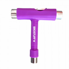 Ключ BRO STUFF Т-образный фиолетовый